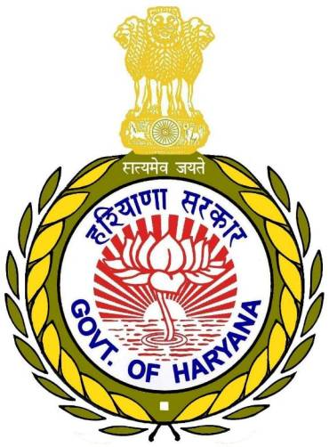 Haryana-Govt-Logo Online Application Form For Scholarship Higher Education on