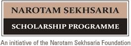 Narotam Sekhsaria Scholarship